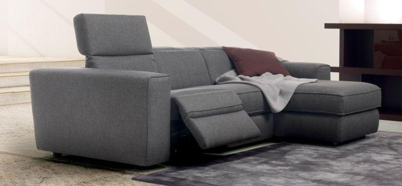 Natuzzi Brio 130 reclining sofa
