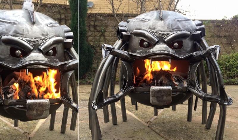 Predator Firepit