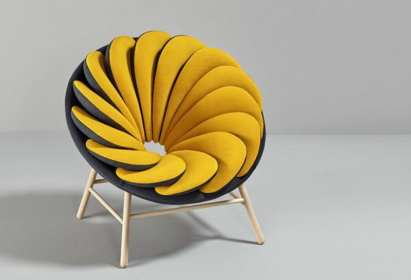 Quetzal armchair by Missana