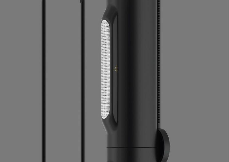 Slim shape adjustable any where