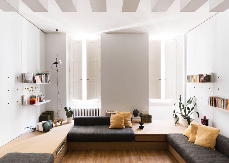 Silvia Allori Compact Studio Apartment
