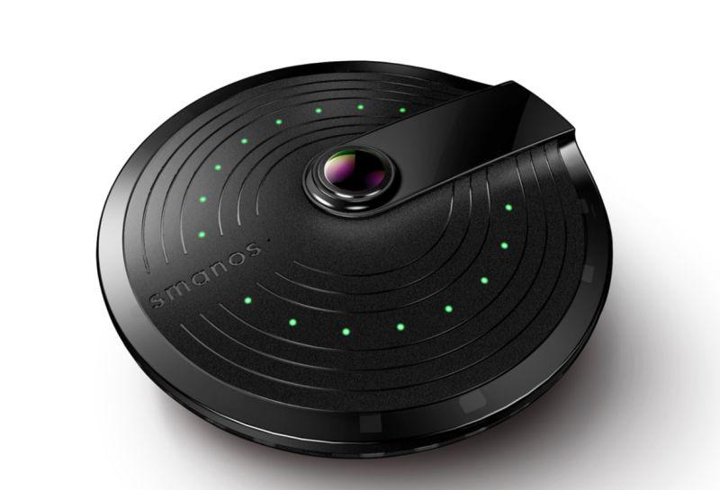 Smanos UFO Camera