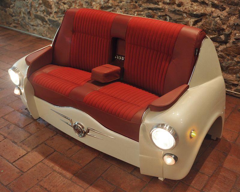 Sofa 600 Car Couch
