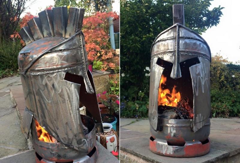 Spartan Firepit burner