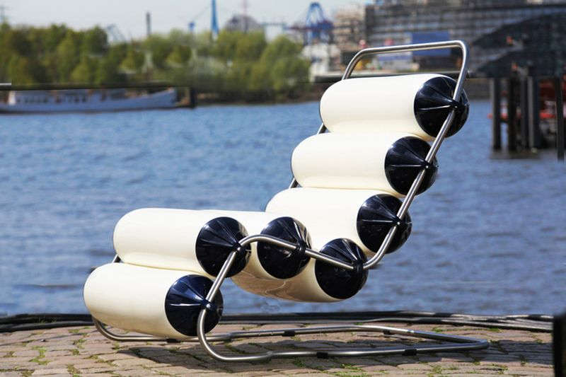 Swing-Air Cantilever Chair