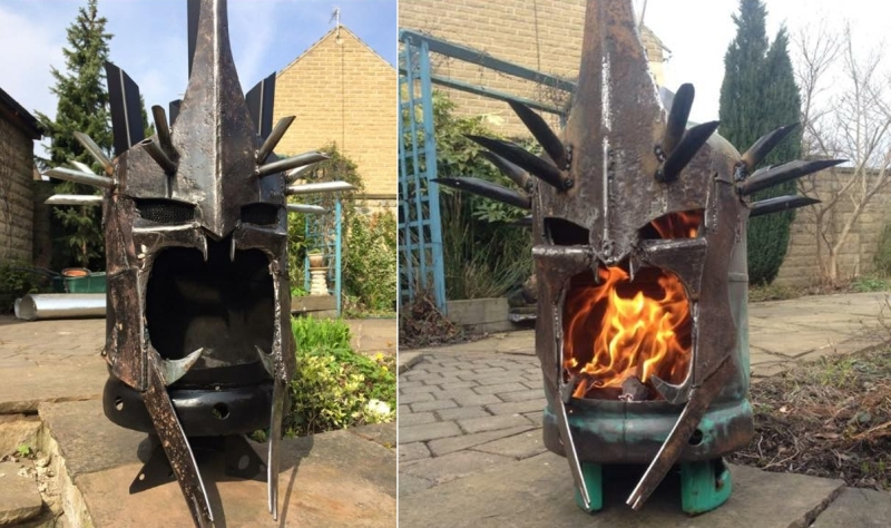 Witch King Firepit
