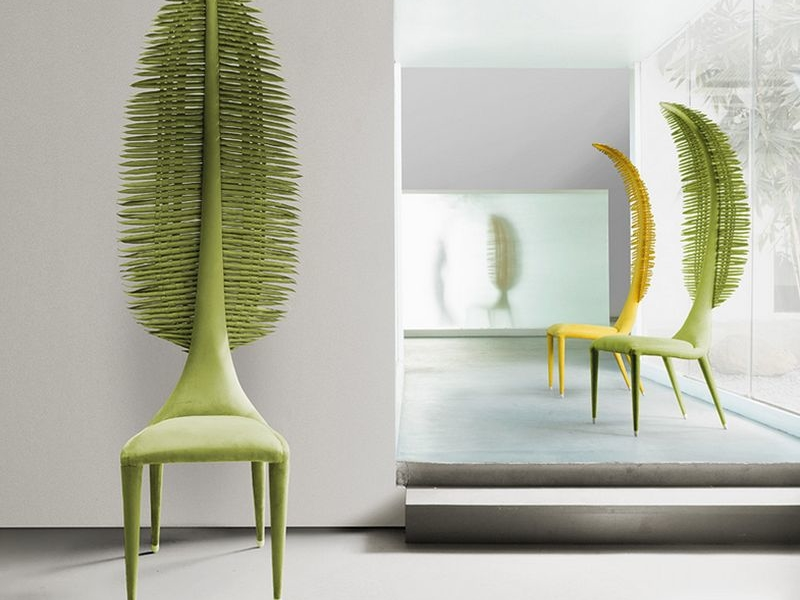 Zaza Chair by Kenneth Cobonpue