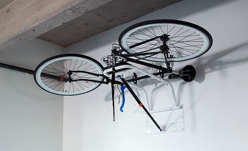 Zero Gravity Bike Rack