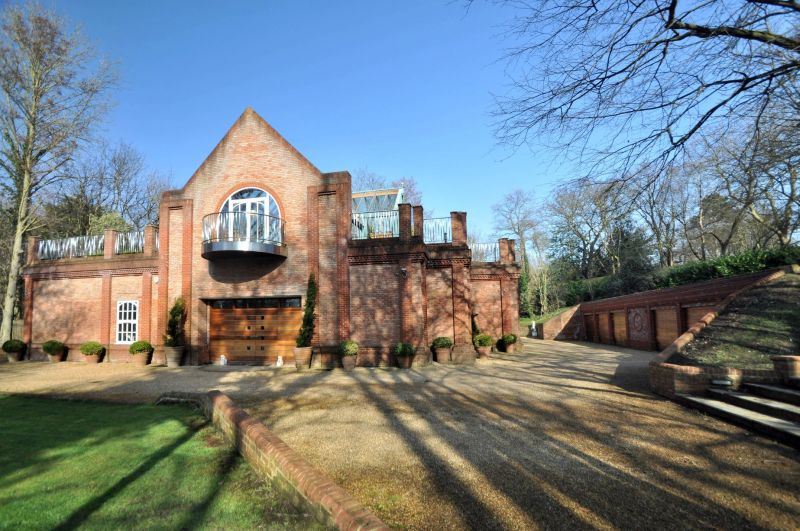 £3 million former Cold War bunker luxury home