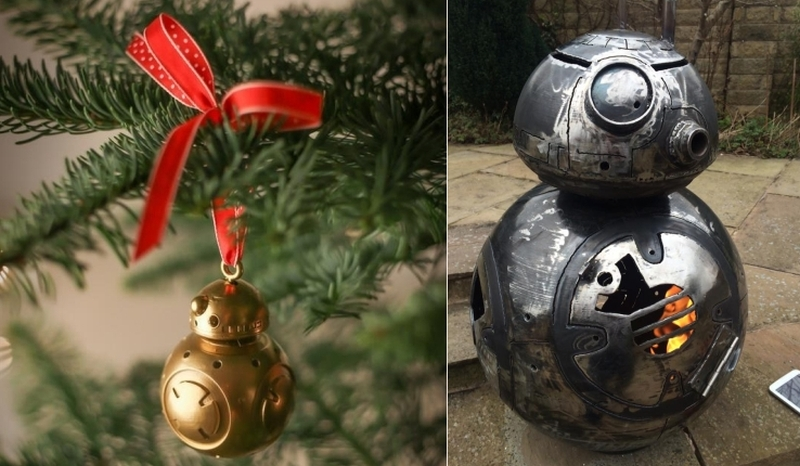 BB-8 home decorations items for geeky den