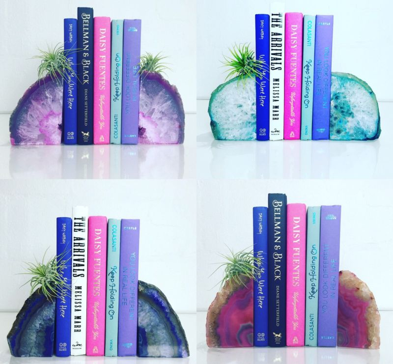 Showcase your books in style