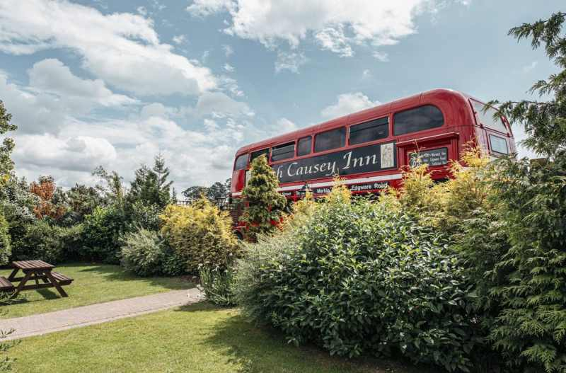 Double-decker Bus B&B