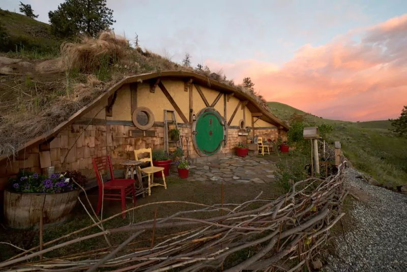 Hobbit Homes from Around the World