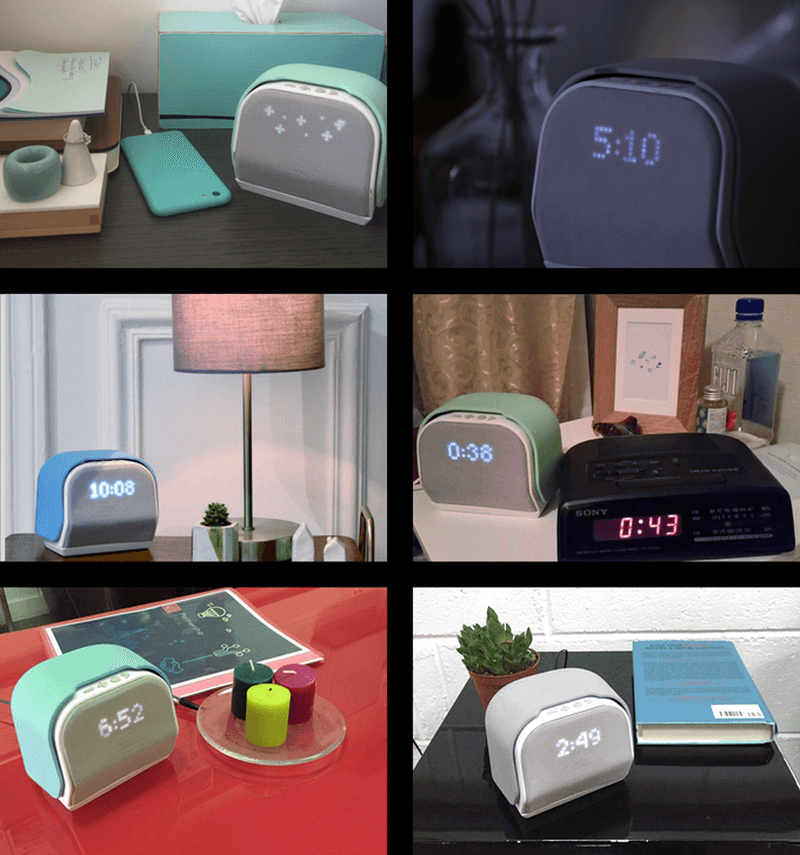 Place Kello near your bed and forget your smartphone