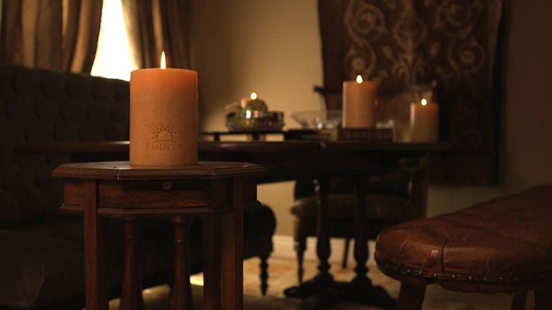 Safe and effective way to bring real-flame ambiance in your rooms