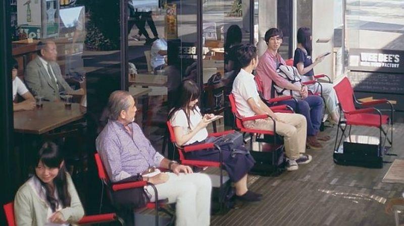Nissan's Self-Driving Chair