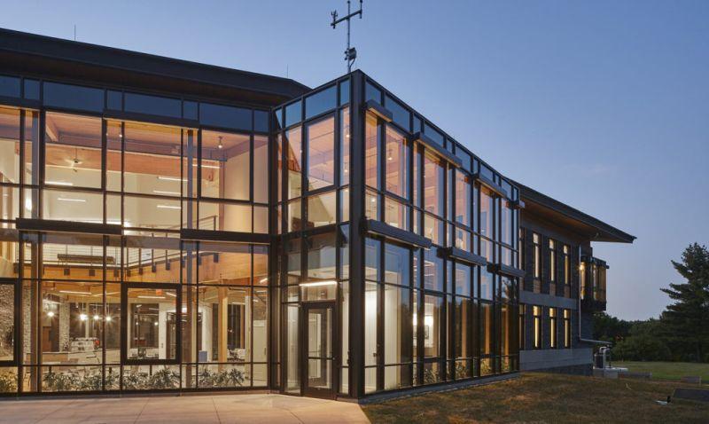 R. W. Kern Center in Hampshire College