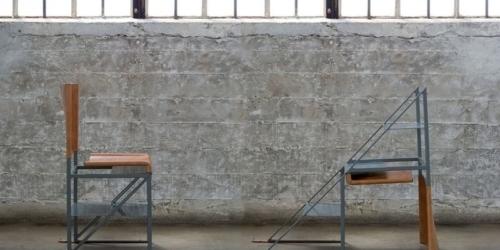 Multifunctional chair design