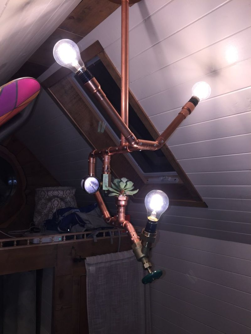 Illuminate every corner of your room with this DIY lamp