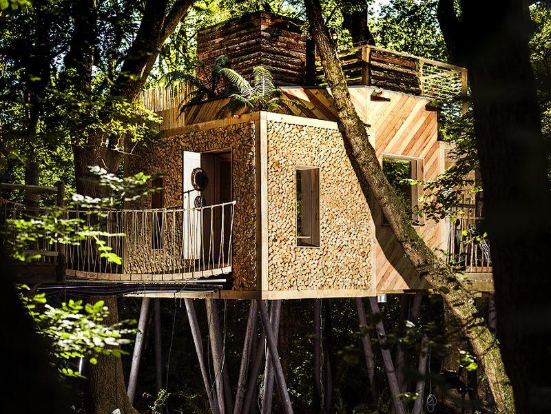 Woodman's Treehouse