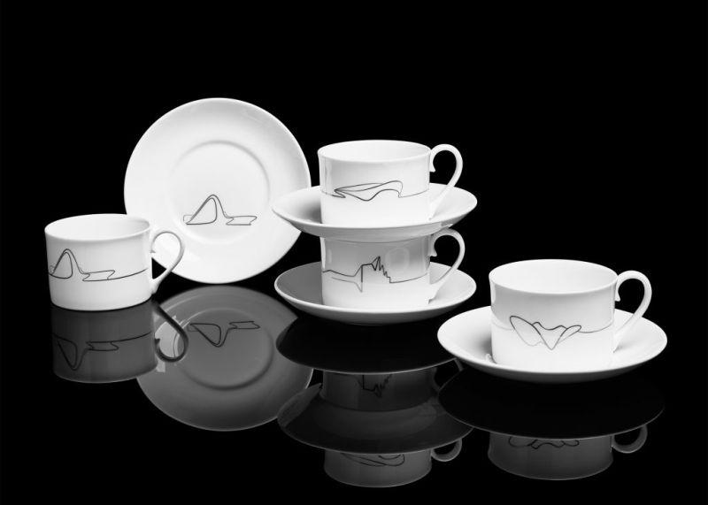 Zaha Hadid Homeware Collection
