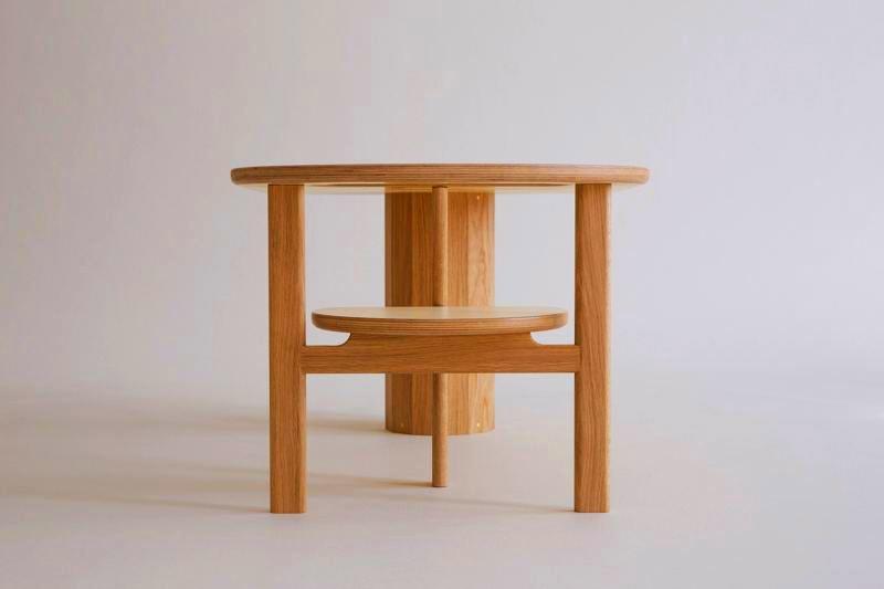 Boida coffee table by Kunsik Choi