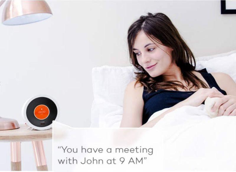 Bonjour-smart-alarm-clock