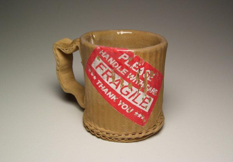 Cardboard Cups by Tim Kowalczyk