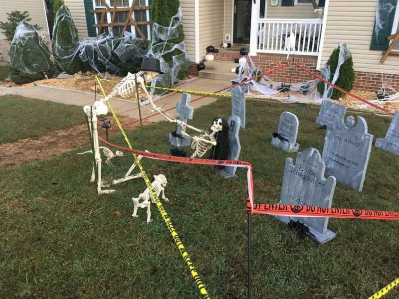 15+ Outdoor Halloween Decoration Ideas Everyone Should Try