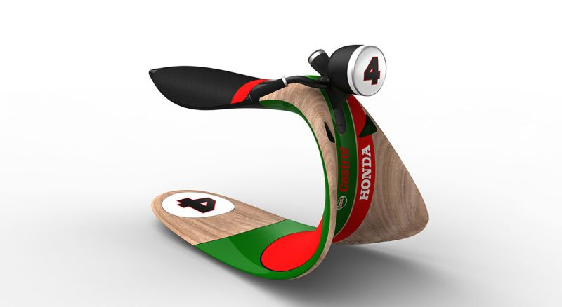 Contemporary Rocking horse by Next Of Kin Creatives_4