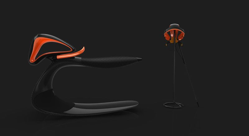 Contemporary Rocking horse by Next Of Kin Creatives_6