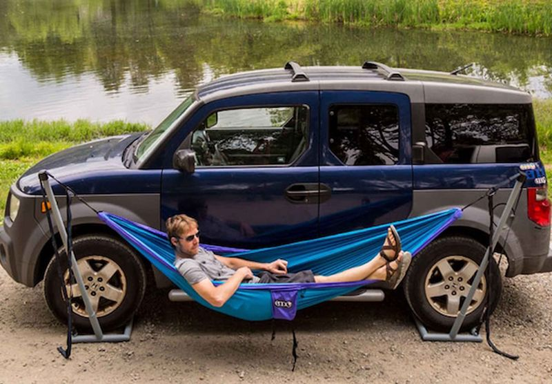 ENO Roadie Car Hammock Stand