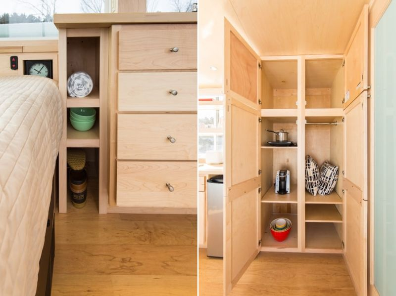Extra storage cupboards and cabinets