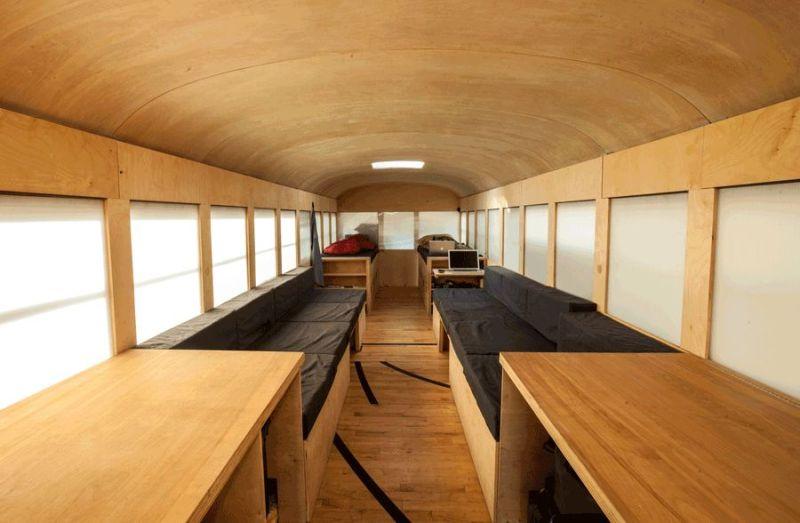 Home on Wheels by Hank Butita