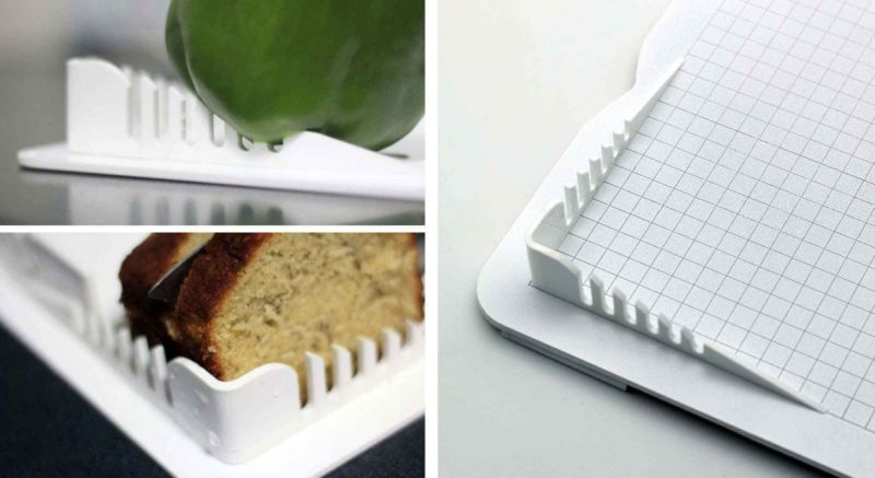 Spikes in chopping board keeps vegetables stable for worry-less household chores