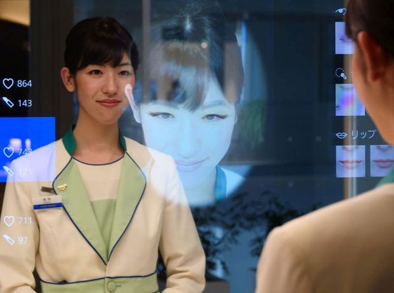 Panasonic Smart Mirror