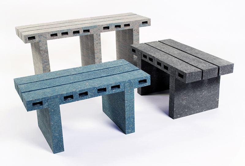 Paper Bricks by WooJai Lee