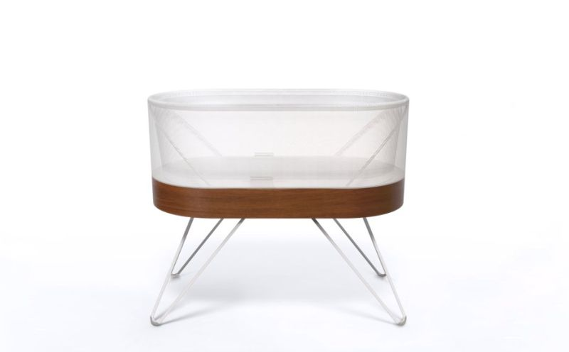 Features wooden base with sturdy legs