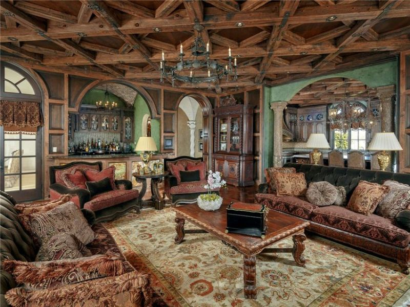 This dream home with backyard Water Park in Dallas is on sale for 32 million_4