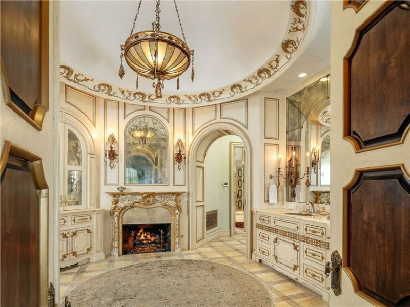 This dream home with backyard Water Park in Dallas is on sale for 32 million_9