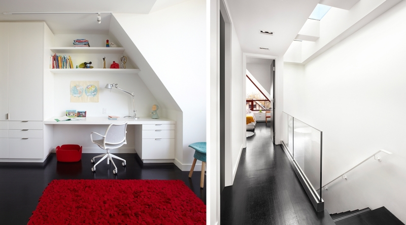 Modern design fused with industrial touch