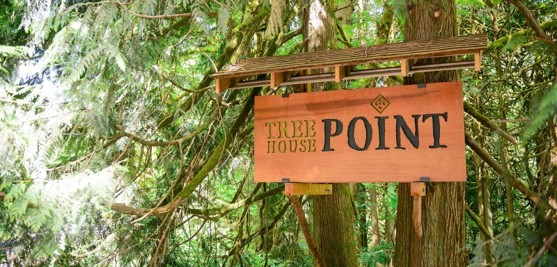 Treehouse Point banner