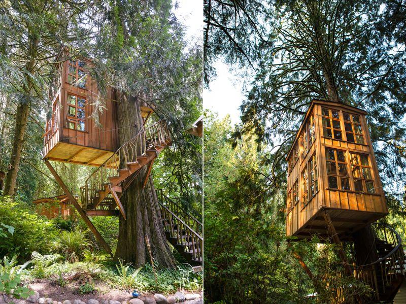 Trillium TreeHouse at Treehouse Point_1