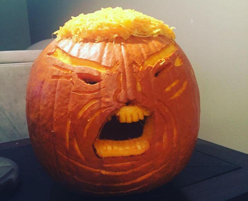 Trumpkins for Halloween 2016_9