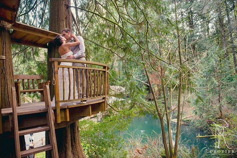 Upper Pond Treehouse at Treehouse Point_1