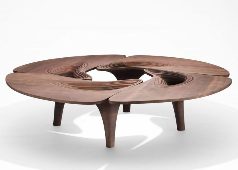 Zaha Hadid's last furniture collection