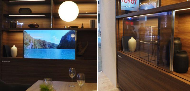 panasonic's new prototype tv