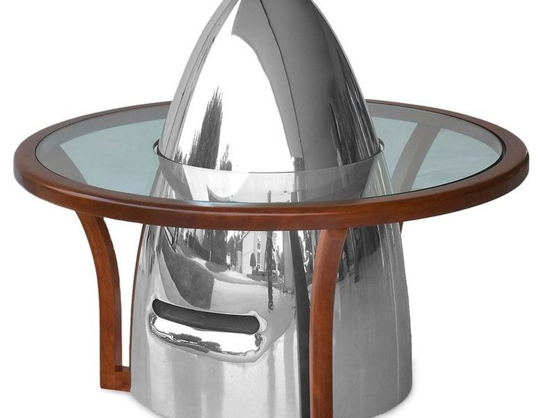 B-52 Stratofortress Engine Spinner Coffee Table by Boeingstore