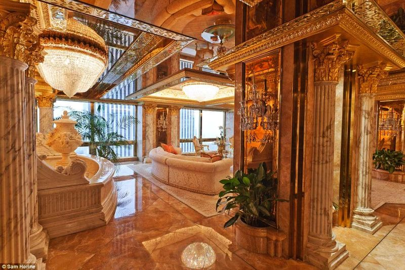 Donald Trump's $100 Million Penthouse