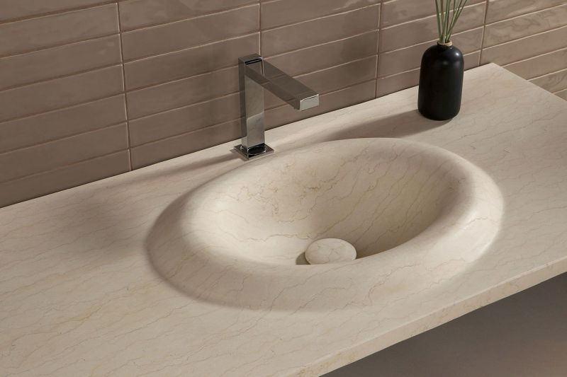 Dsignio Drop and Wave Washbasins